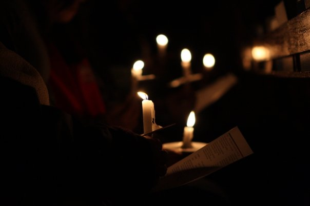 Union Church Christmas Candlelight Service