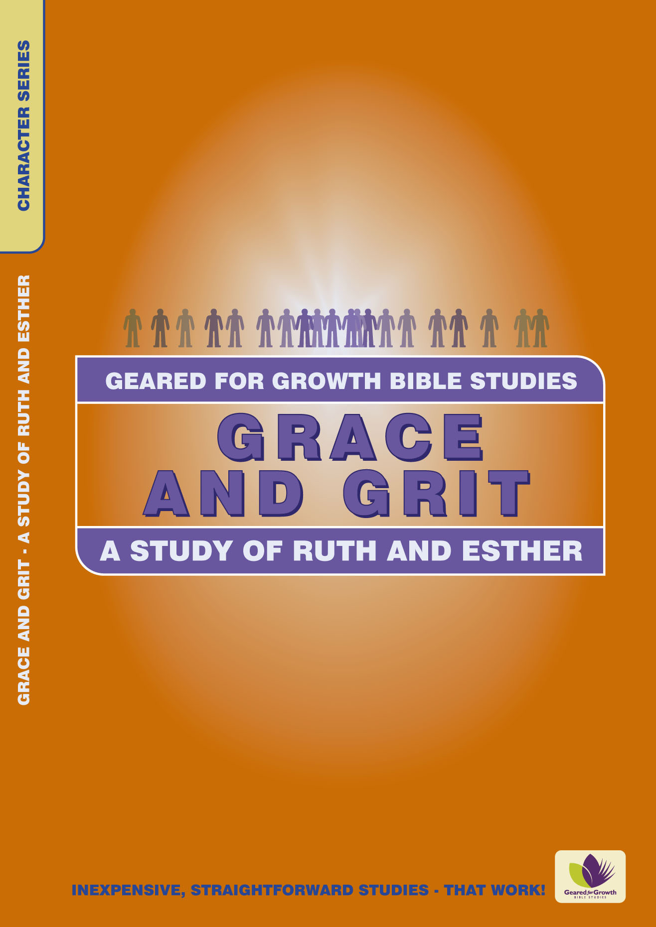 Grace and Grit: A Study of Ruth and Esther by Nina Drew